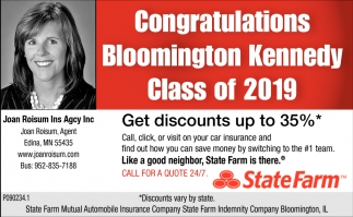 Congratulations Bloomington Kennedy Class of 2019