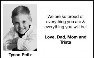 Tyson Peitz