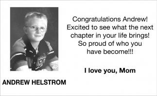 Andrew Helstrom