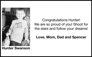 Hunter Swanson