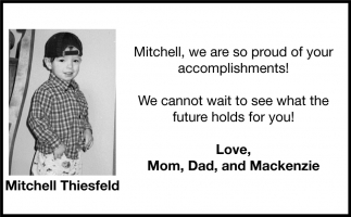 Mitchell Thiesfeld