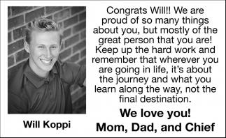 Will Koppi
