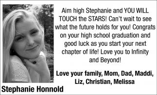 Stephanie Honnold