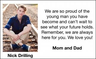 Nick Drilling