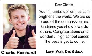 Charlie Reinhardt
