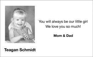 Teagan Schmidt