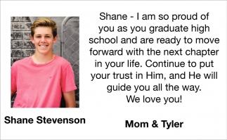Shane Stevenson