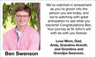 Ben Swenson