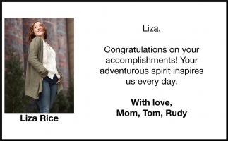 Liza Rice