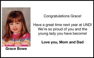Grace Bowe