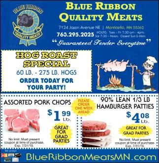 Hog Roast Special
