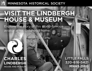 Visit the Lindbergh House & Museum