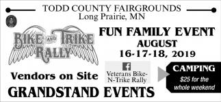 Fun Family Event