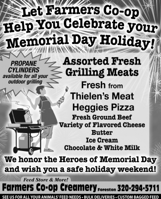 Assorted Fresh Grilling Meats