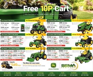 Free 10p Cart