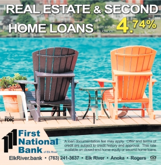 Real Estate & Second Home Loans