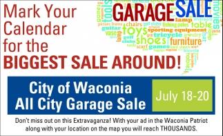 All City Garage Sales