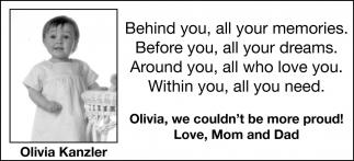 Olivia Kanzler