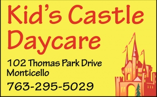 Kid's Castle Daycare, Inc