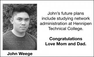 John Weege