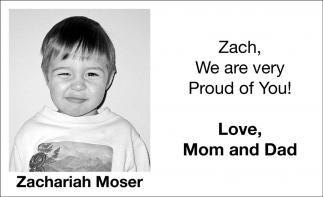 Zachariah Moser
