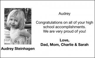 Audrey Steinhagen