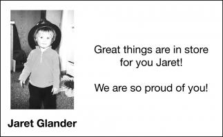 Jaret Glander