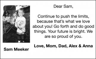 Sam Meeker