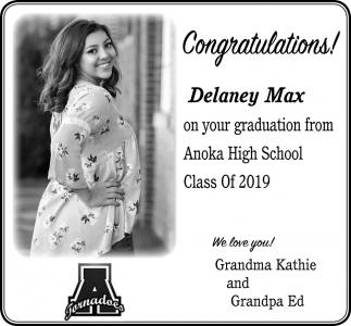 Delaney Max