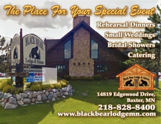 The Place for Your Special Event