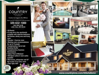 Country Inn Supports Our Military