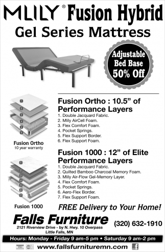 Gel Series Mattress