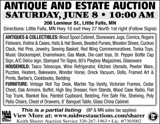 Antique & Estate Auction