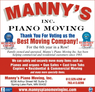 Best Moving Company!