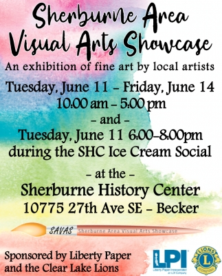 An Exhibition of Fine Art by Local Artists