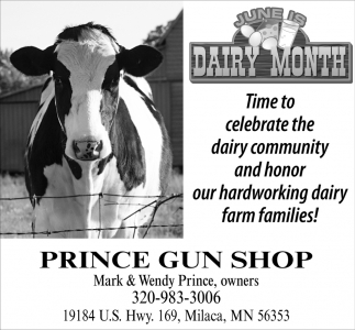 Time to Celebrate the Dairy Community and Honor Our Hardworking Dairy Farm Families!