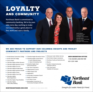 Loyalty and Community