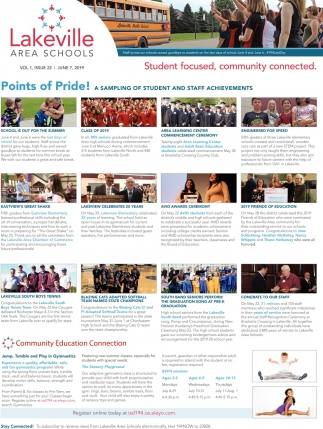 Student Focused, Community Connected