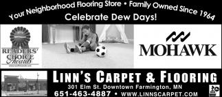 Celebrate Dew Days!
