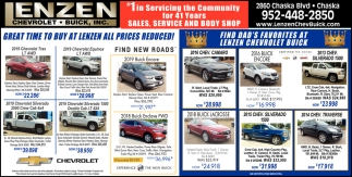 #1in Servicing the Community for 41 Year Sales, Service and Body Shop
