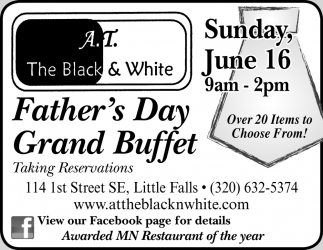 Father's Day Grand Buffet
