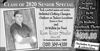 Class of 2020 Senior Special