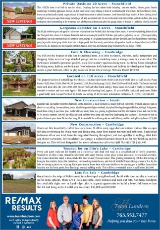 Isanti County News   hometownsource com