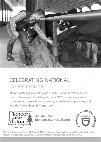 Celebrating National Dairy Month
