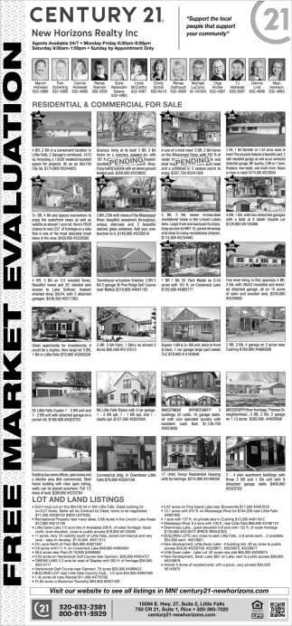 FREE Market Evaluation