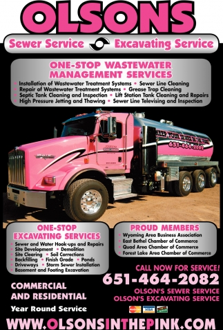 One-Stop Wastewater Management Services
