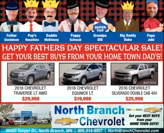 Happy Father's Day Spectacular Sale!