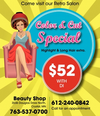 Come Visit Our Retro Salon
