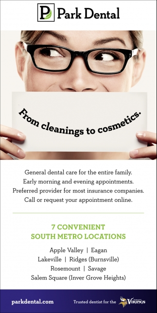 From Cleanings to Cosmetics