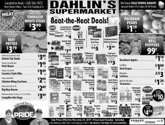 Beat-the-Heat Deals!